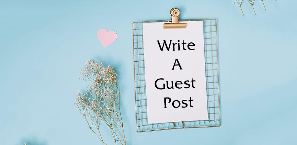 Guest Post on blogs - Infintech Designs