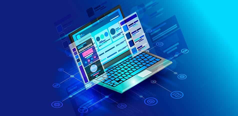 Softwares for Website Design - Infintech Designs