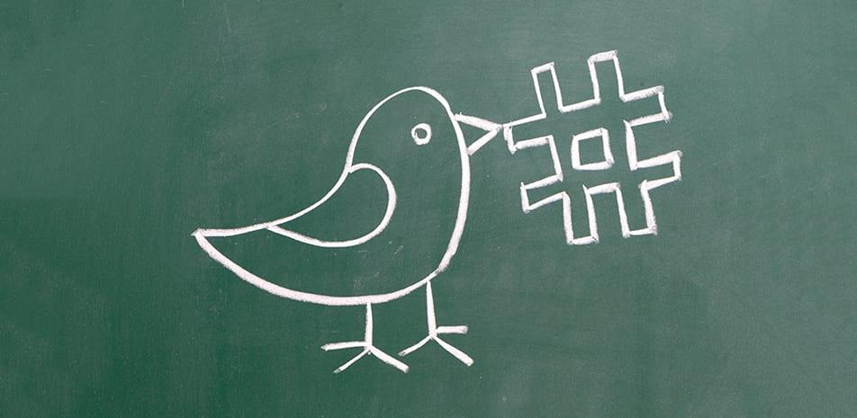 Hashtag on Twitter - Infintech Designs