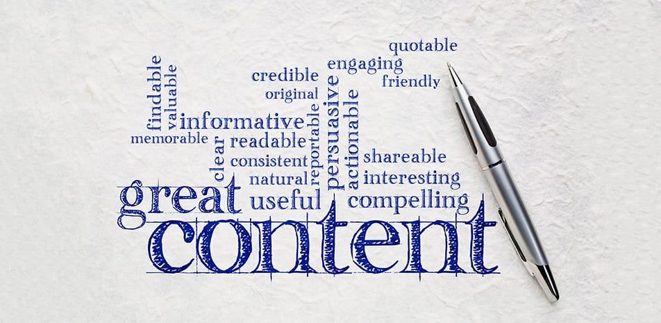 Content Is Still King - Infintech Designs
