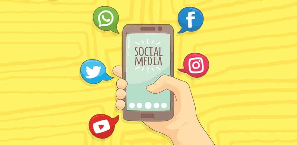 Social Media Is Changing Web Design - Infintech Designs