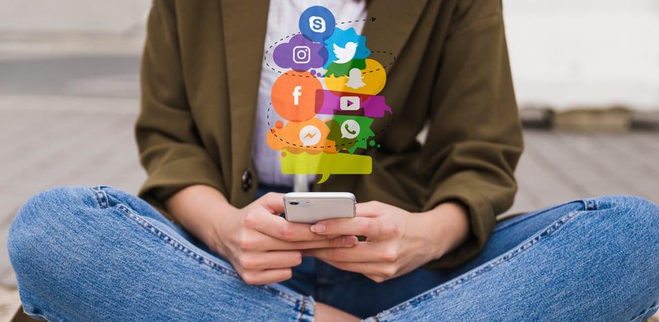 Stay Relevant on Social Media - Infintech Designs