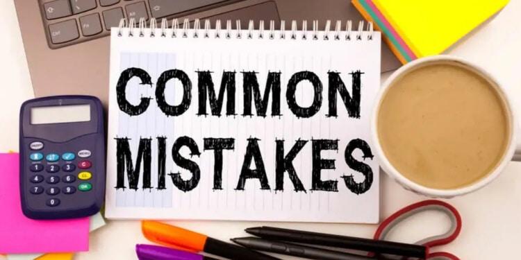 Content Marketing Mistakes - Infintech Designs