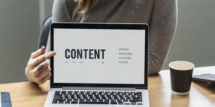 Content Affects SEO - Infintech Designs