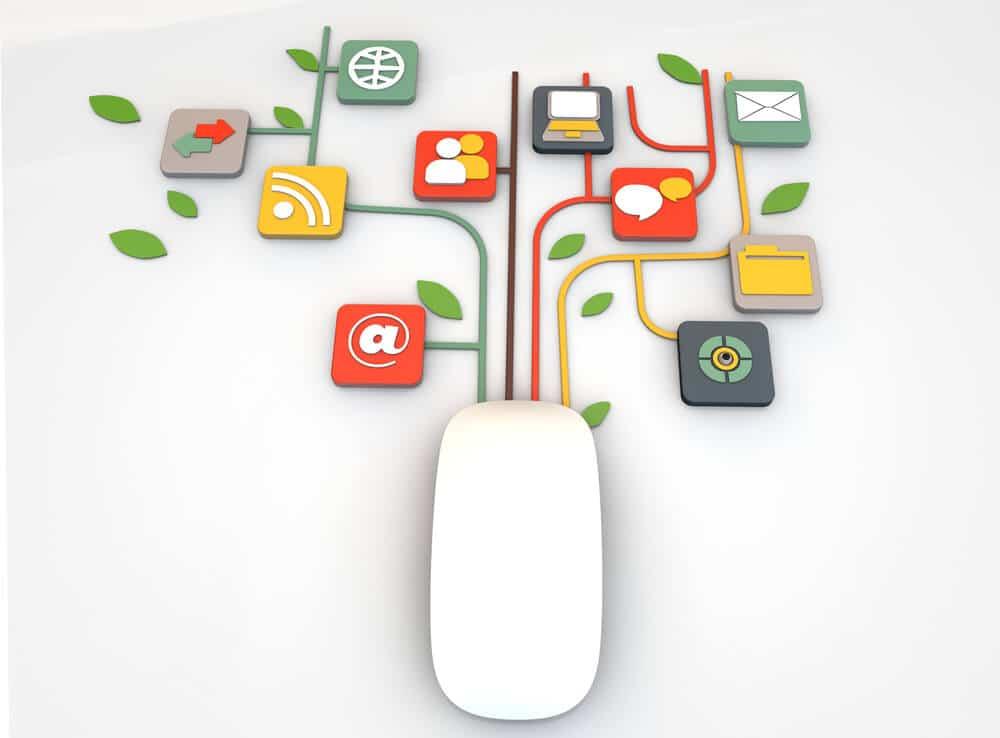 Types of Digital Marketing - Infintech Designs