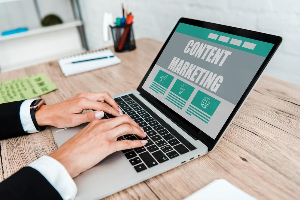 Content Marketing Ideas - Infintech Designs