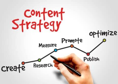 Content Strategy - Infintech Designs