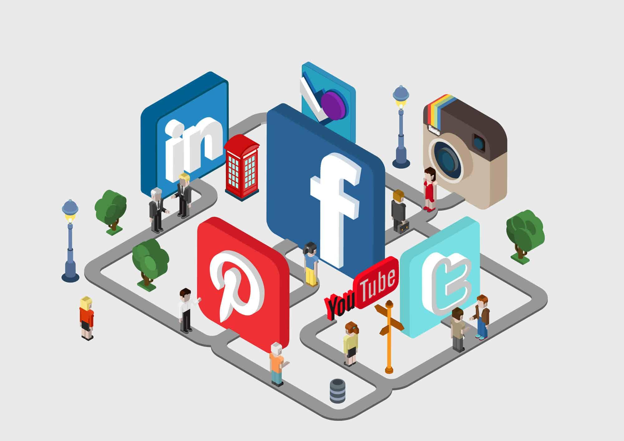 7 Social Media Hacks - Infintech Designs