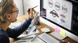 new orleans logo design - Infintech Designs