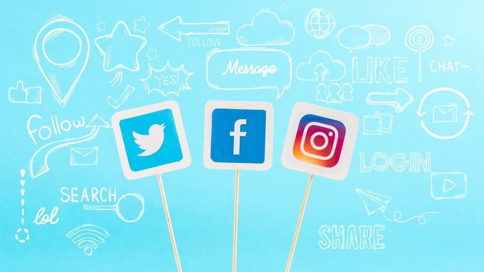 Kickstart your Social Media Presence - Infintech Designs