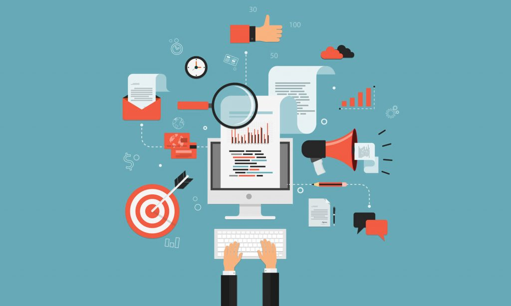 Content Marketing Strategies by Infintech Designs