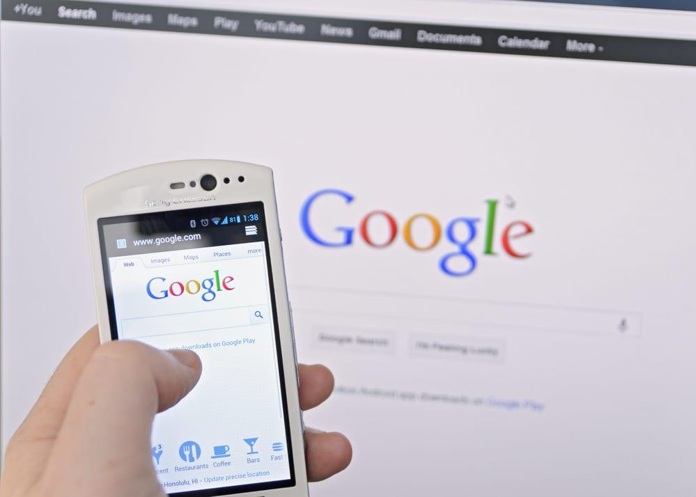 Google search algorithm update - Infintech Designs