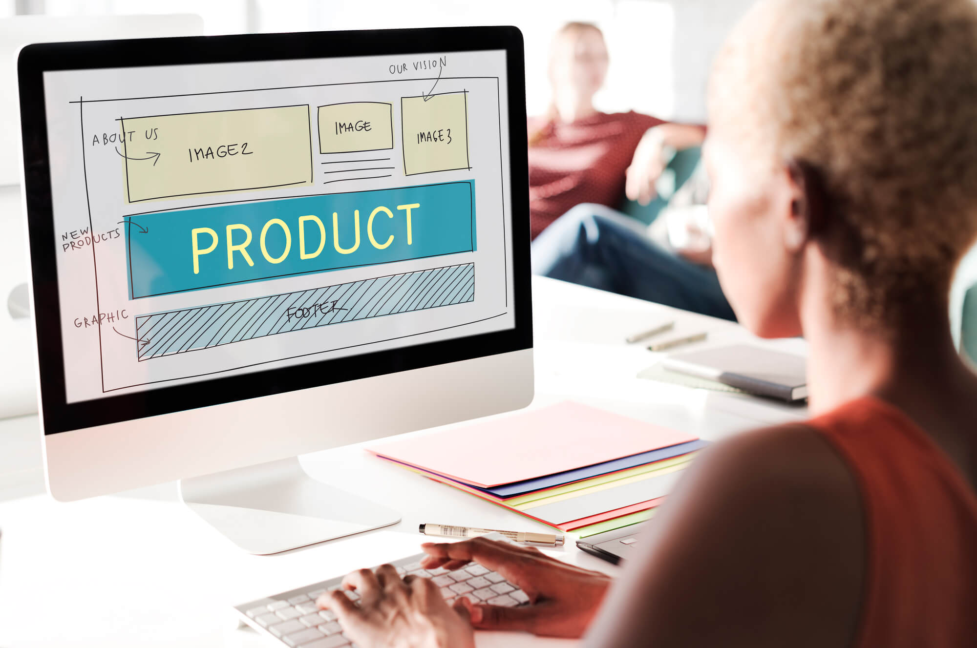 How website should be designed to attract customers - Infintech Designs