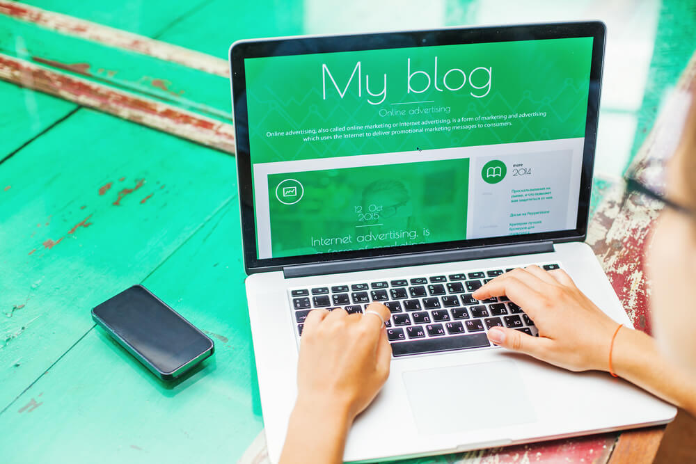 website blog - Infintech Designs