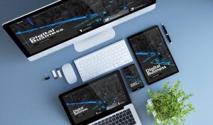 benefits of responsive web page design - Infintech Designs
