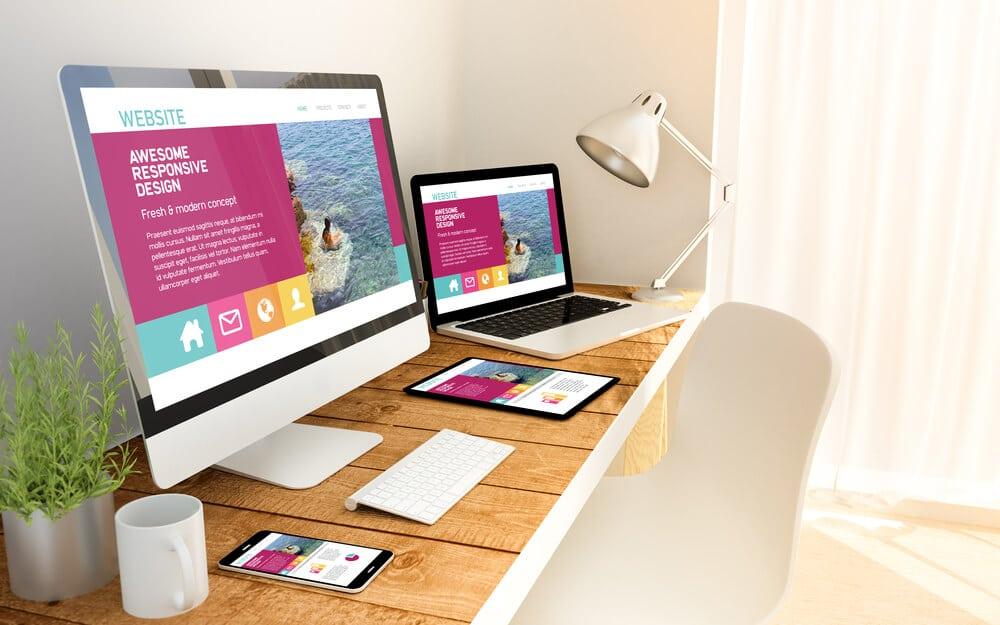 landing page marketing - Infintech Designs