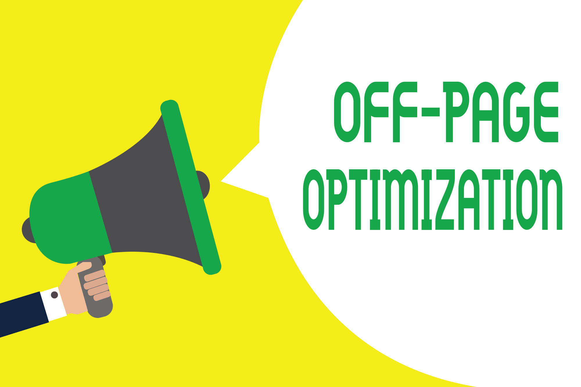 off page seo services - Infintech Designs