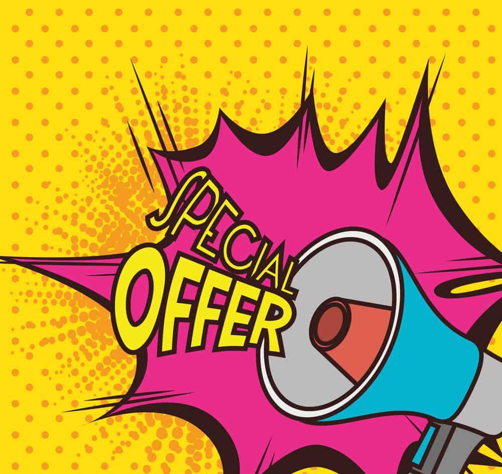 special offers - Infintech Designs