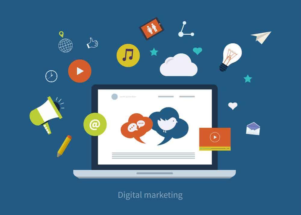 web design and digital marketing agency slidell - Infintech Designs