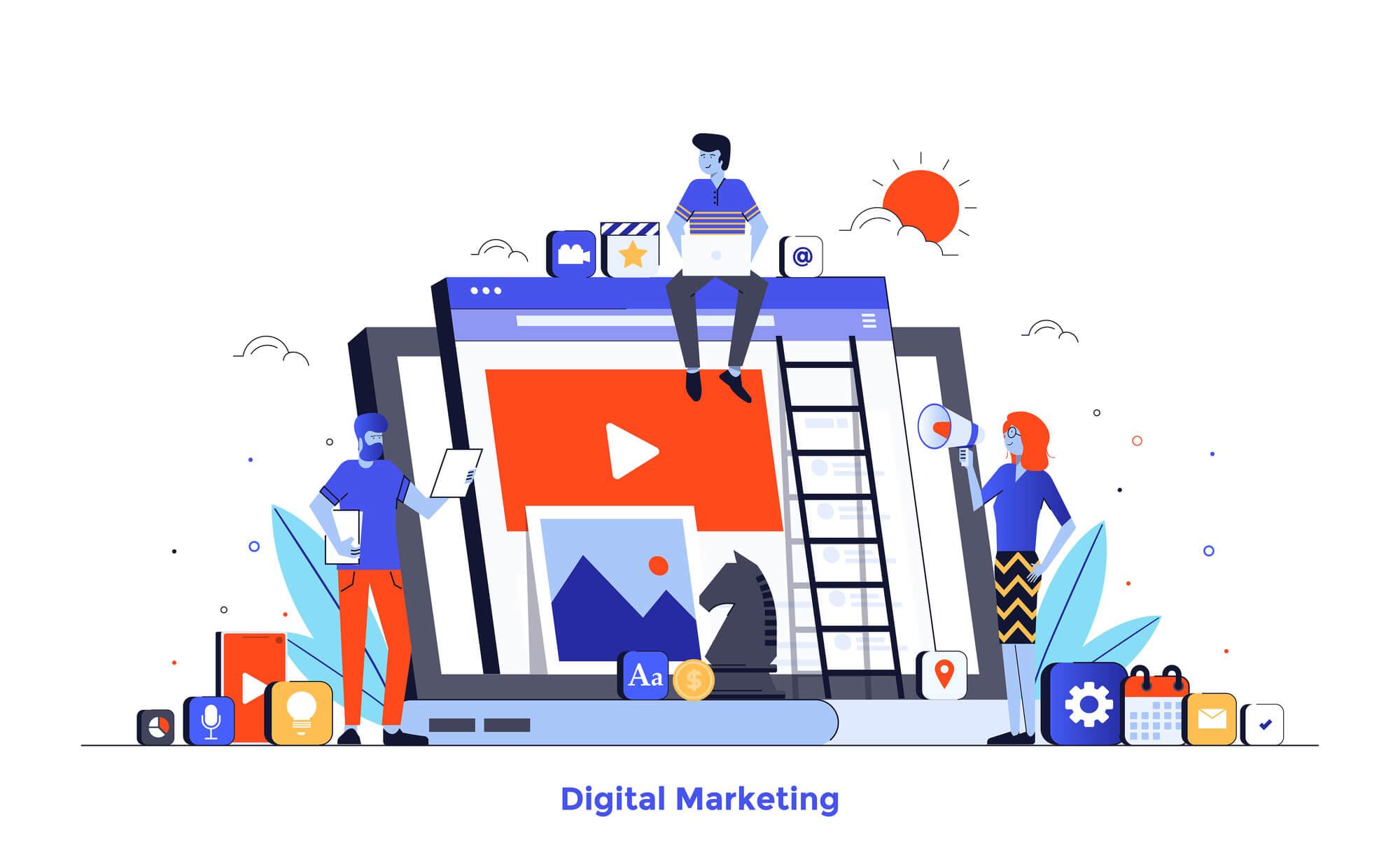 New Orleans digital marketing agency - Infintech Designs