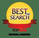 Best in Search - Top SEOs - 360 Digital Marketing