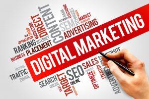 Digital Marketing - Infintech Designs