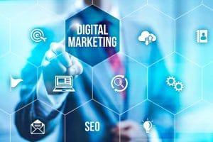 Digital Marketing Strategy - Infintech Designs