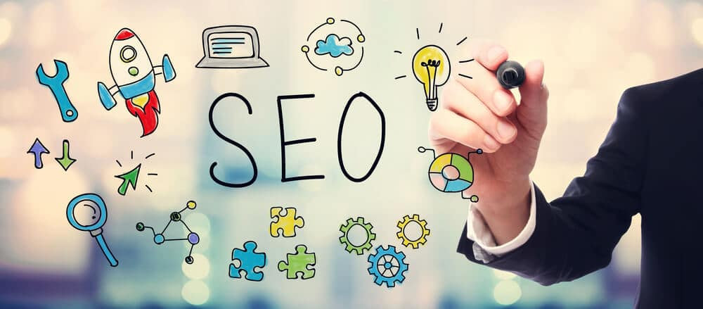 On Page SEO Infintech Designs