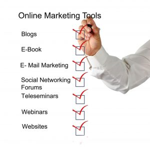 Online Marketing Tools for Business