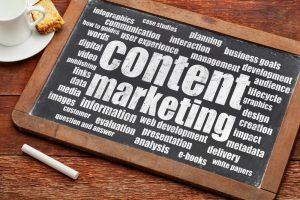 Content Marketing for Restaurants Infintech Designs