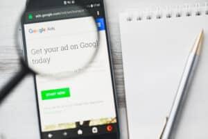 Google ad labeling-Infintechdesigns.com