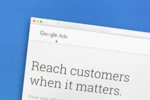 Google ads website-Infintechdesigns.com