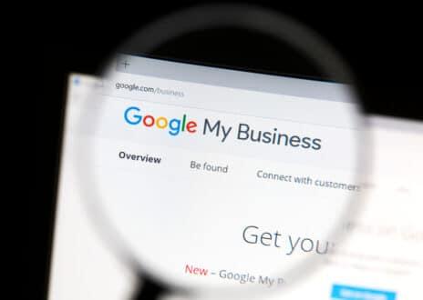 Infintech Designs Google My Business